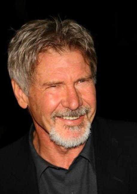 Harrison Ford at the Hollywood premiere of