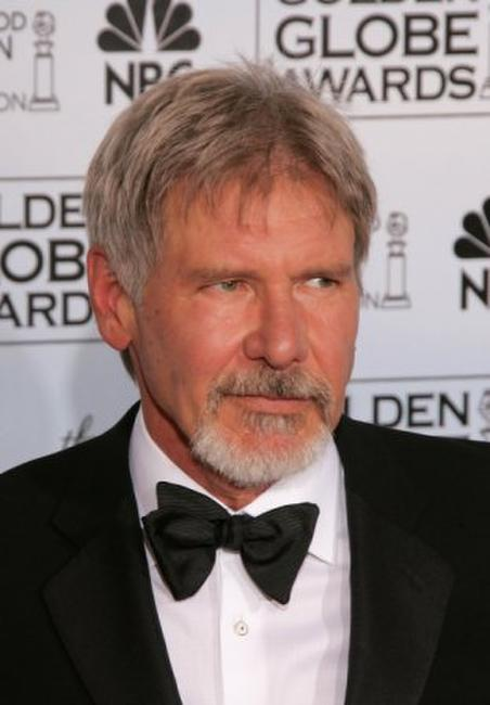 Harrison Ford at the 63rd Annual Golden Globe Awards.