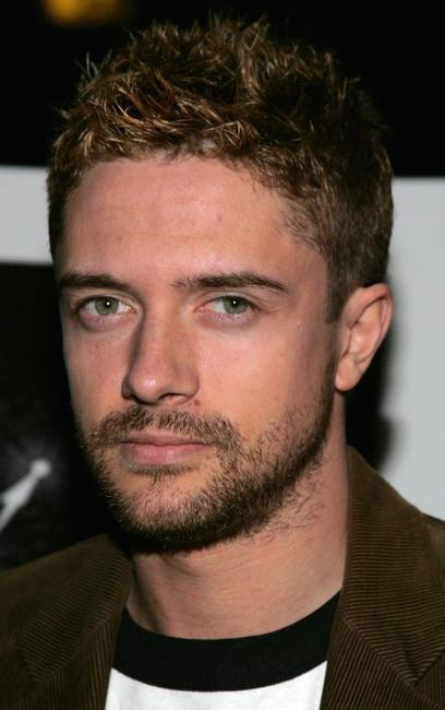 Topher Grace at the Sienna Los Angeles Store Opening.