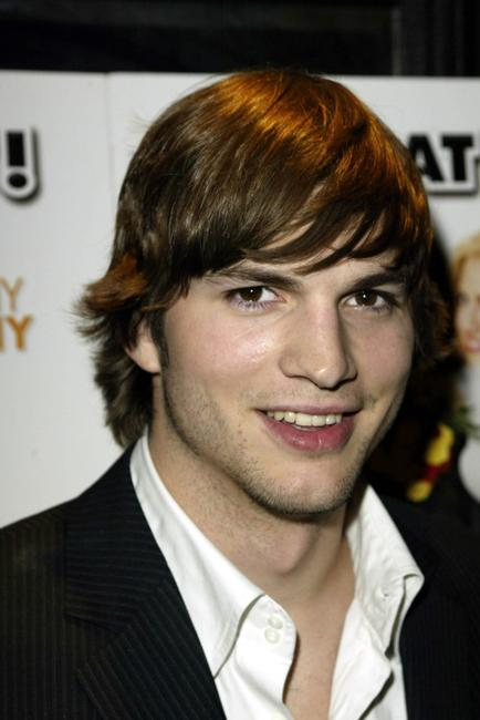Ashton Kutcher at the premiere party of