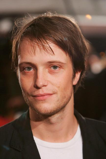 August Diehl at the German premiere of