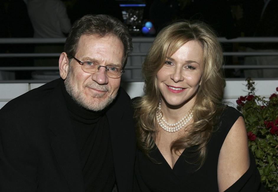 Robert Foxworth, and Stacey Foxworth at the AOL and Warner Bros. Launch of In2TV.