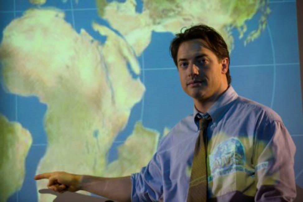 Brendan Fraser as Trevor in