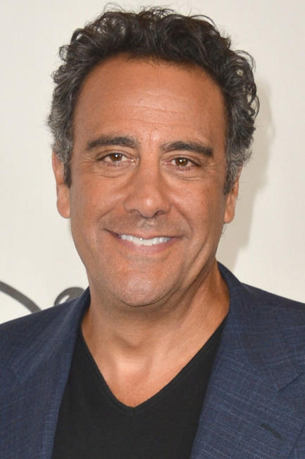 Brad Garrett at the Disney ABC Television Group's 2012 'TCA Summer Press Tour' in Beverly Hills.