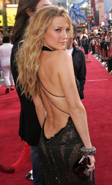 Kate Hudson at the Universal City premiere of