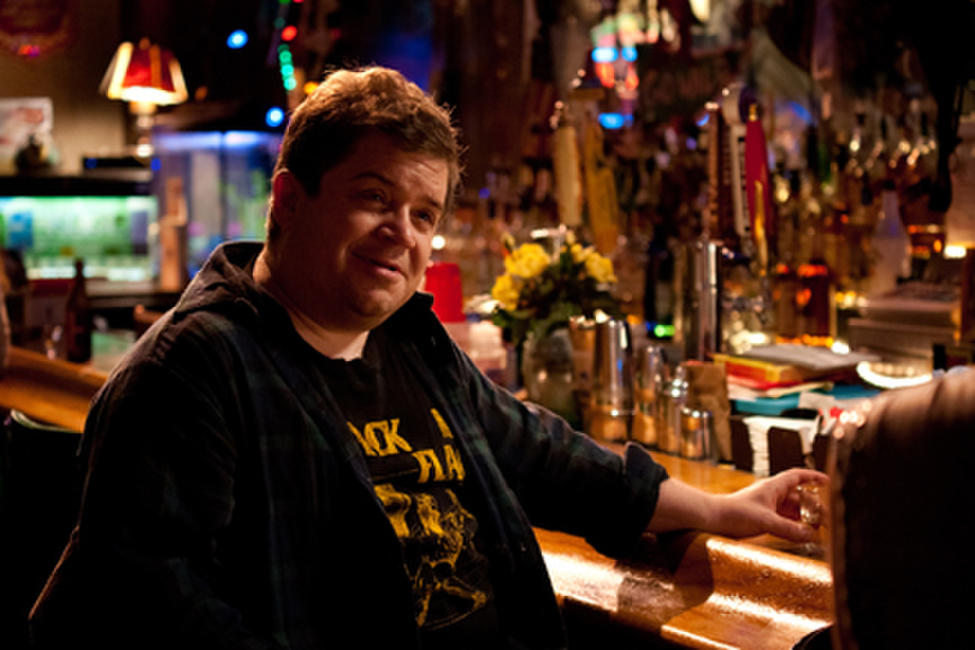 Patton Oswalt as Matt Freehauf in ``Young Adult.''