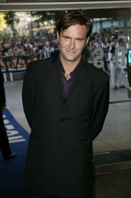 Jack Davenport at the London premiere of
