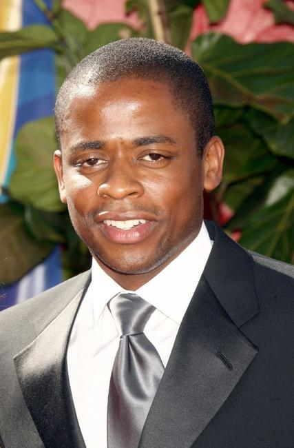 Dule Hill at the 58th Annual Primetime Emmy Awards.