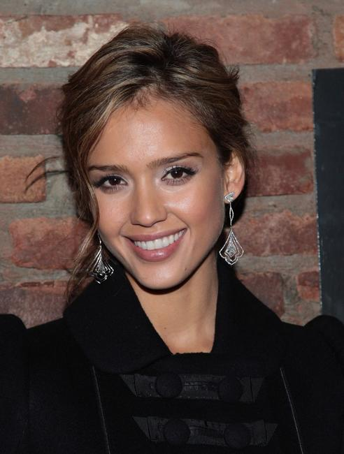 Jessica Alba at the after-party for the premiere of