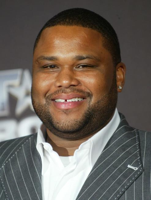 Anthony Anderson at the BET 25th Anniversary Show.