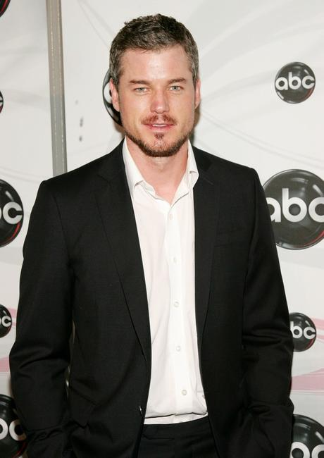 Eric Dane at the ABC Upfront presentation.