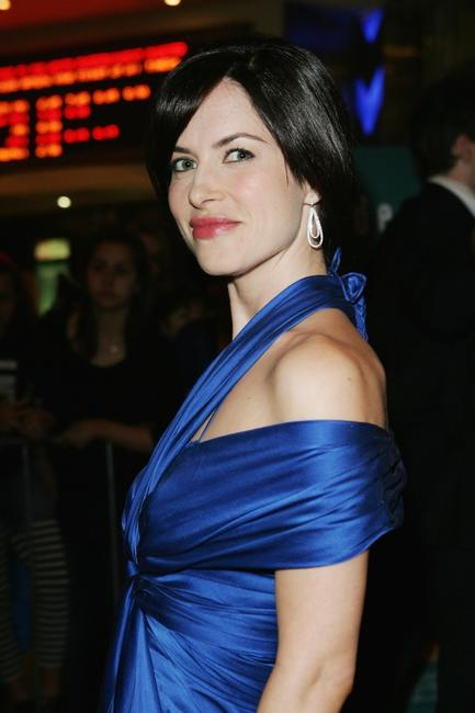 Victoria Hill at the Sydney premiere of