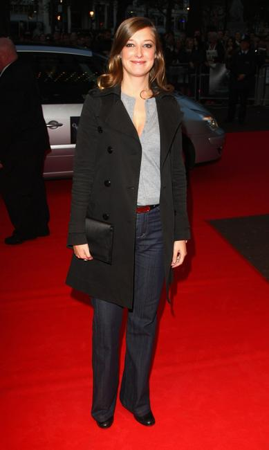Alexandra Maria Lara at the world premiere of