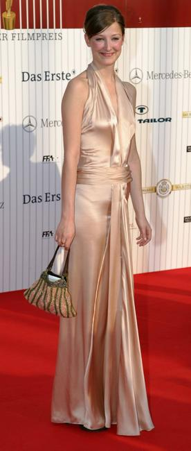 Alexandra Maria Lara at the German Film Awards (Deutscher Filmpreis).