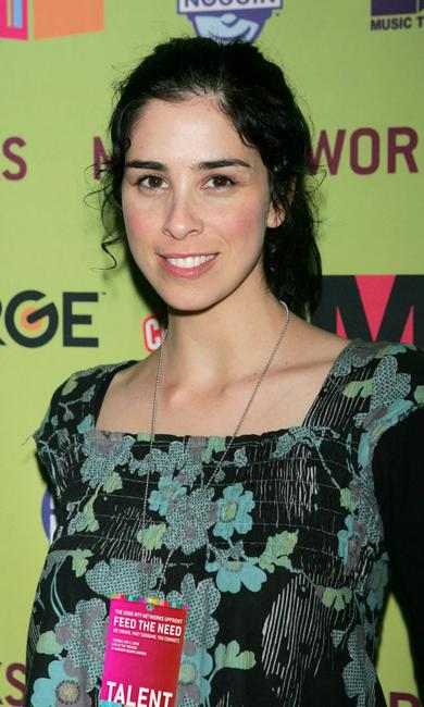 Sarah Silverman at the MTV Networks 2006 Upfront: Feed The Need.