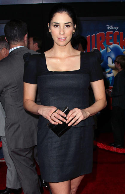 Sarah Silverman at the California premiere of