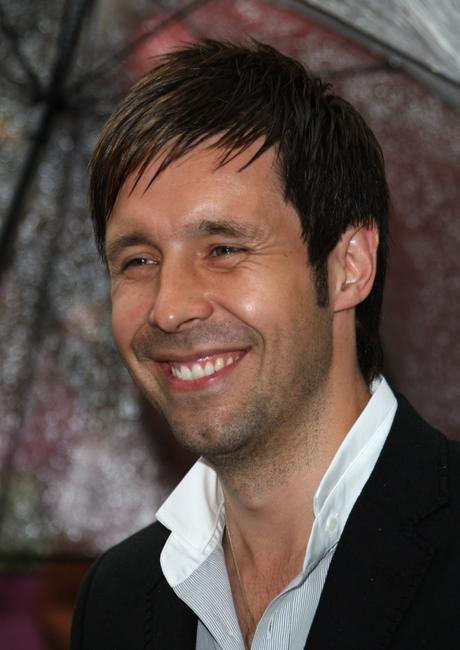 Paddy Considine at the premiere of