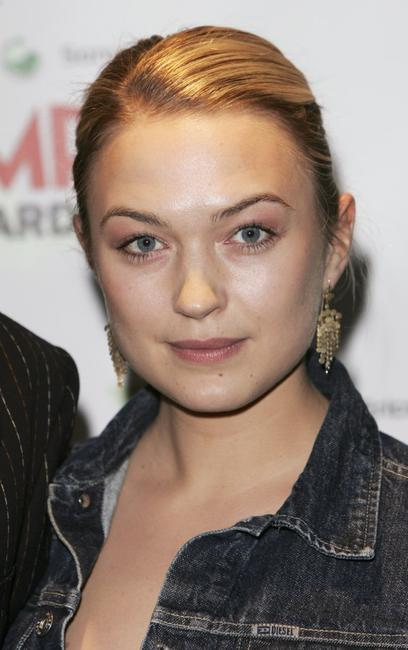 Sophia Myles at the Sony Ericsson Empire Film Awards 2006.