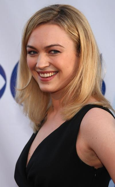 Sophia Myles at the CBS Summer Stars Party 2007.