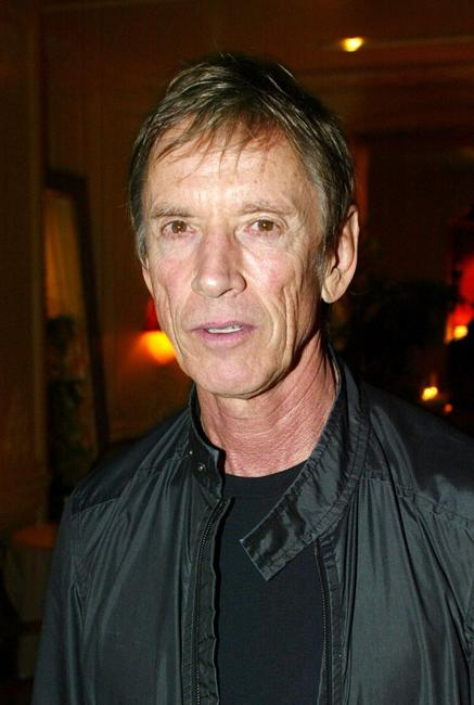 Scott Glenn at the afterparty for a special screening of