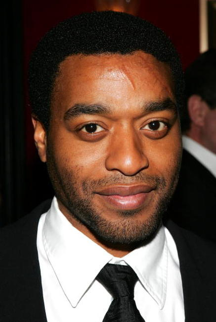 Chiwetel Ejiofor at the N.Y. premiere of