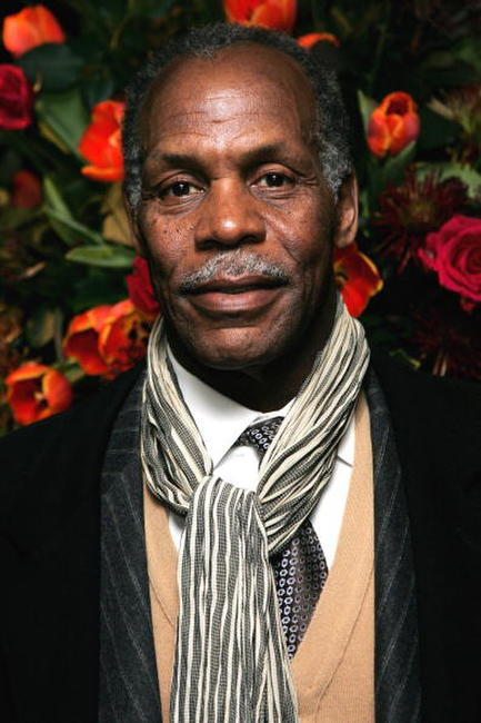 Danny Glover at the after party of the N.Y. premiere of
