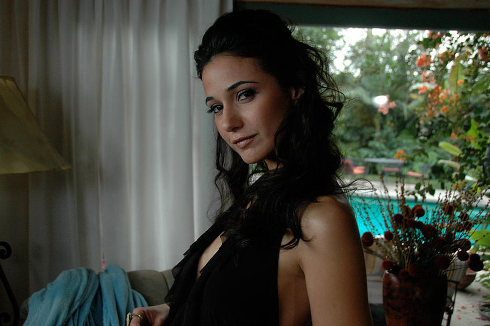 Emmanuelle Chriqui as Bambi in