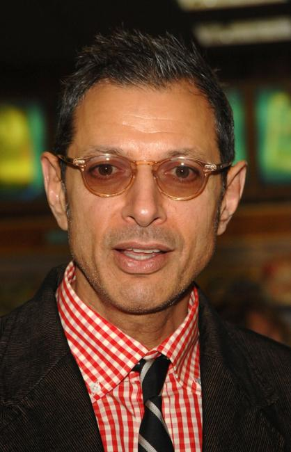 Jeff Goldblum at the J&R Music and Computer World an autograph signing session for the DVD release of