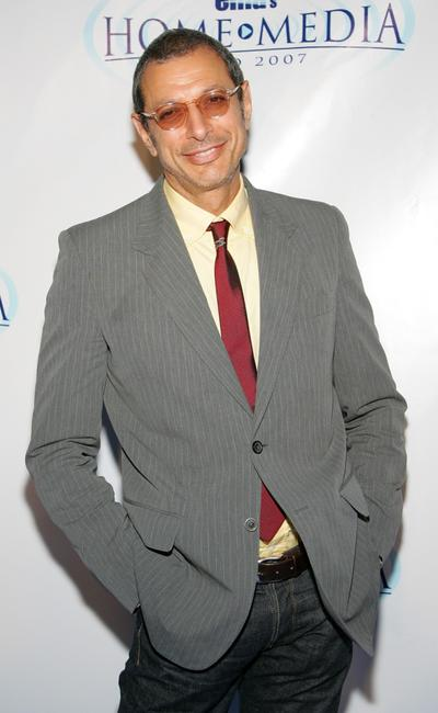Jeff Goldblum at the opening night party