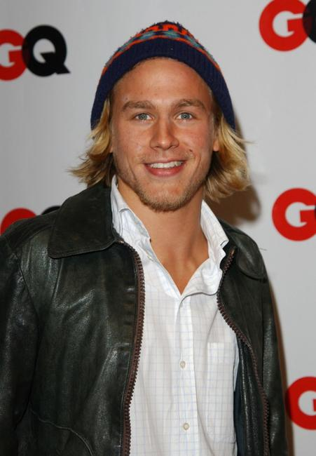 Charlie Hunnam at the GQ Magazine Celebrates Their Annual Hollywood Issue.