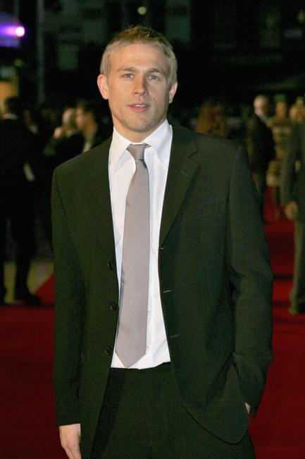 Charlie Hunnam at the UK premiere of