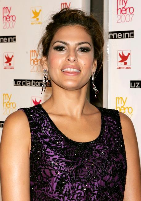 Eva Mendes at the AID FOR AIDS 7th Annual