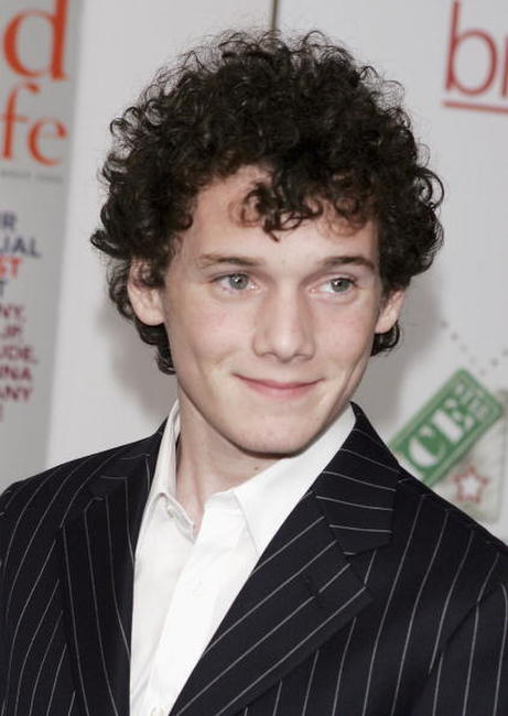 Anton Yelchin at Hollywood Life Magazine's Breakthrough of the Year Awards.