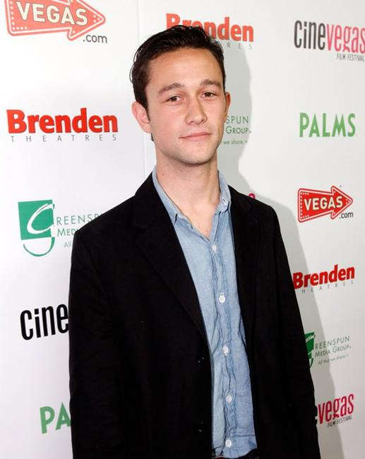 Joseph Gordon-Levitt at the 11th Annual CineVegas Film Festival.