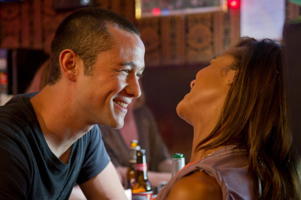 Joseph Gordon-Levitt and Dania Ramirez in