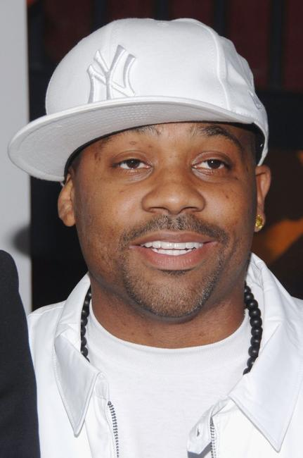 Damon Dash at the New York premiere of