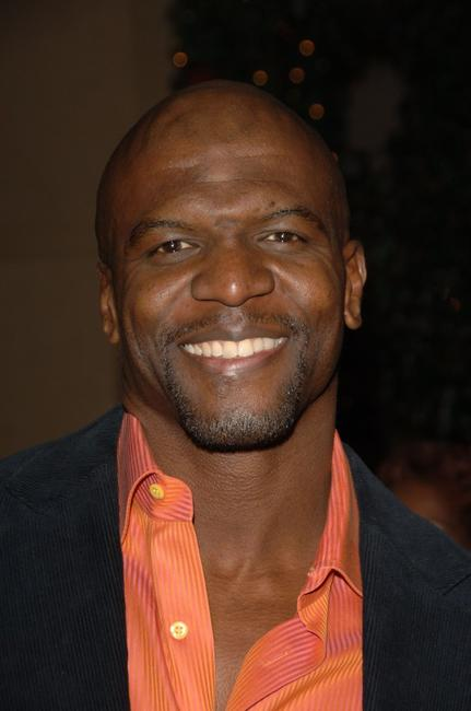 Terry Crews at the 8th Annual Family Television Awards.