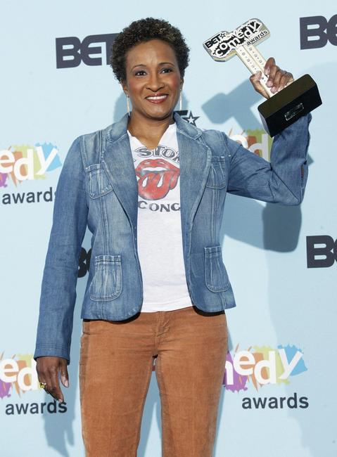 Wanda Sykes at the 2005 BET Awards.