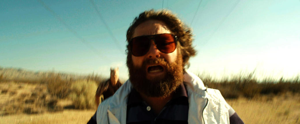 Zach Galifianakis as Alan in