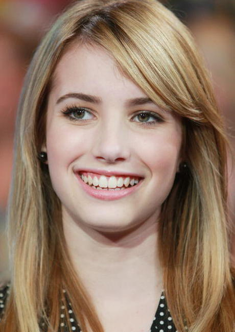 Emma Roberts on MTV's Total Request Live in N.Y.