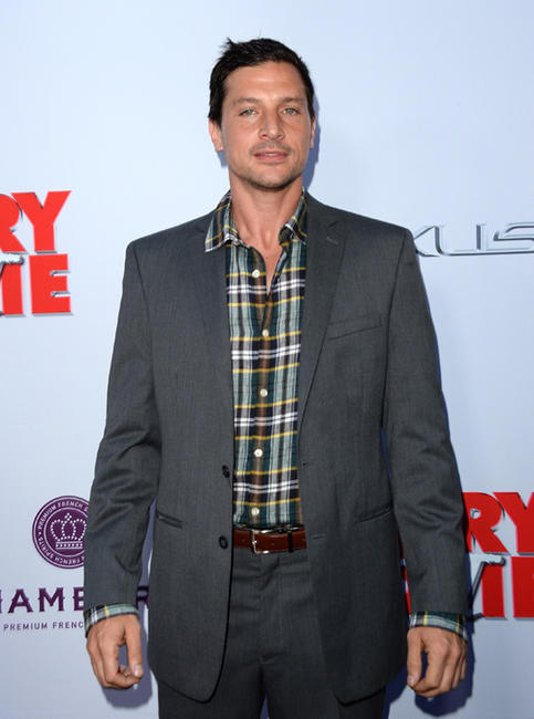Simon Rex at the California premiere of