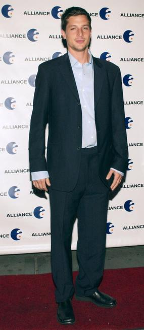 Simon Rex at the 5th anniversary celebration of Grey Alliance during the network televisions Upfront Week.