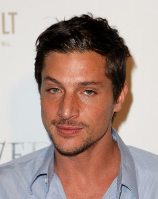 Simon Rex at the Allido Records Pre-Grammy party.