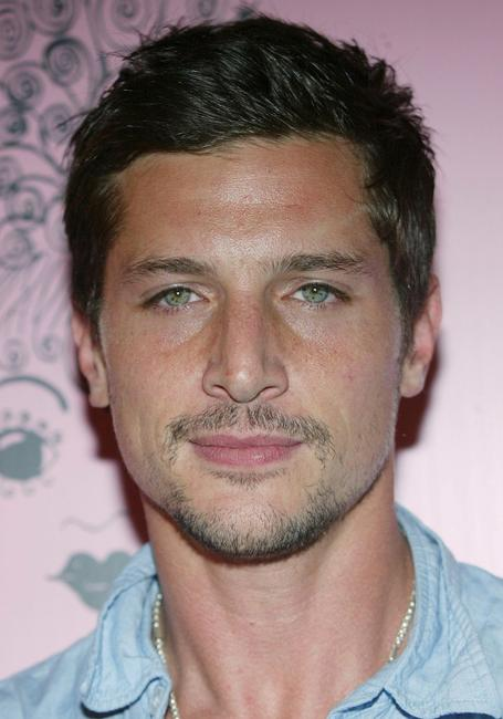 Simon Rex at the Tarina Tarantino Store Opening Party.