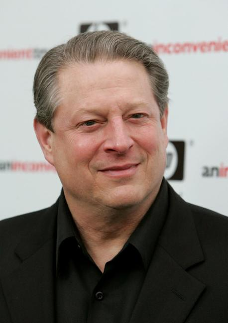Al Gore at the Los Angeles premiere of