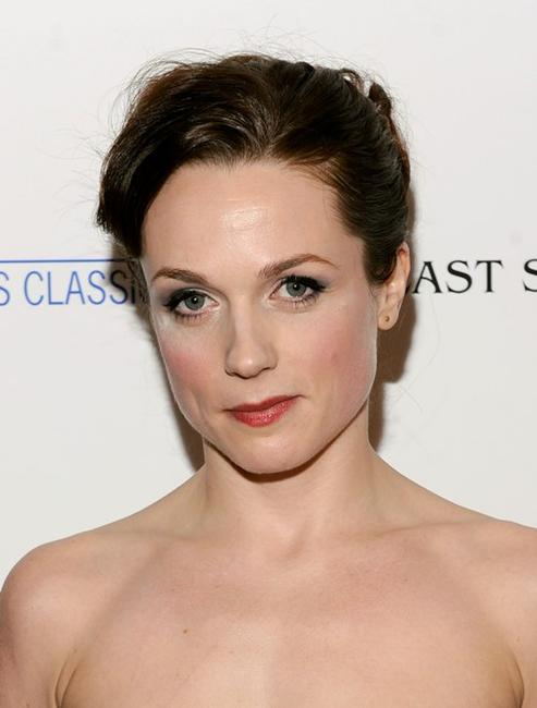 Kerry Condon at the premiere of