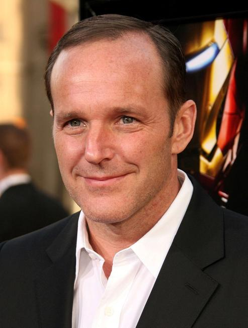 Clark Gregg at the premiere of