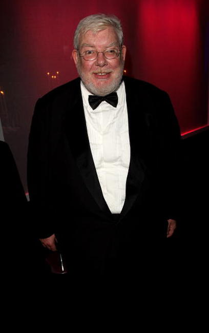 Richard Griffiths at the after party following the European premiere of