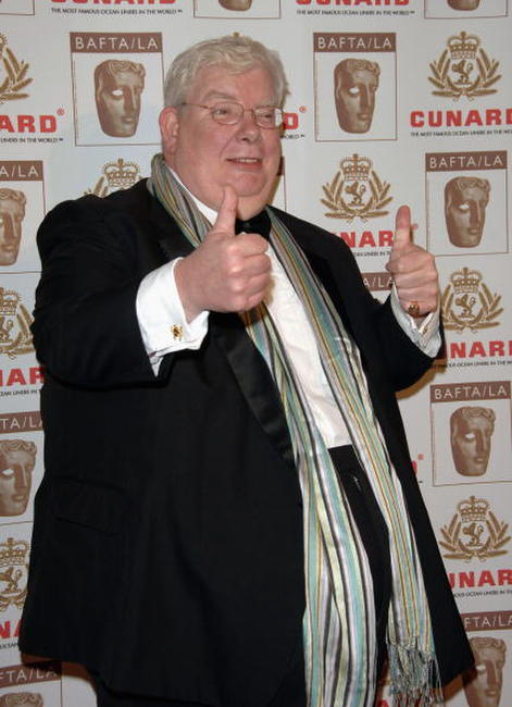 Richard Griffiths at the 15th Annual British Academy of Film and Television Arts Los Angeles Britannia Awards.