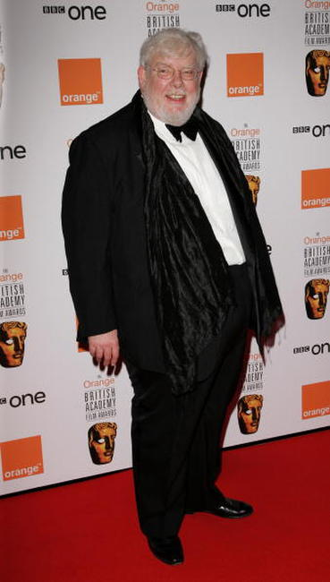 Richard Griffiths at the Orange British Academy Film Awards at the Royal Opera House.